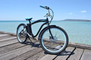 250W Australian Compliant Beach Cruiser Electric Bike for Man pictures & photos