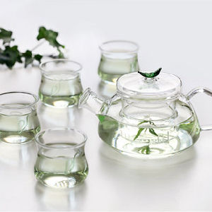 AA Glassware / Glass Appliance / Kitchenware /Pot / Teaset pictures & photos