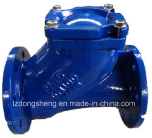 Cast Iron Flanged Ends Ball Check Valve pictures & photos