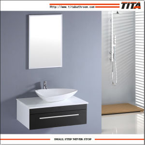 UK Glossy Modern MDF Bathroom Cabinet (TM305A) pictures & photos