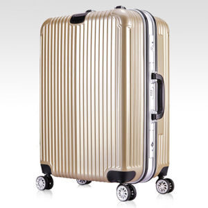 ABS PC Trolley Carrying Case for Travel pictures & photos
