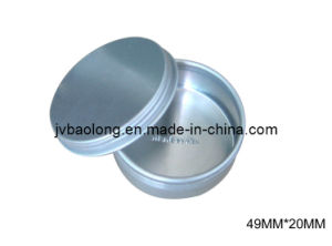 Aluminum Can with Screw for Holding Cream (JBL80045Y)