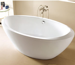 Cupc Approved Freestanding Bathtub pictures & photos