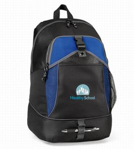 Polyester Custom Escapade Backpack for Leisure/Camping pictures & photos