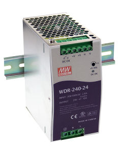 WDR-240 DIN Rail pictures & photos