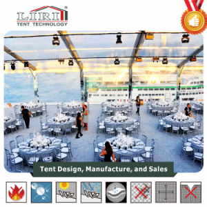 1000 People Transparent Tent Marquee for Events pictures & photos