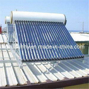 Pressured Solar Water Heater Hip-58 pictures & photos