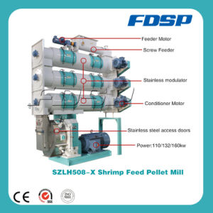 Liangyou New Typeszlh508ddc Series Feed Pellet Making Machine pictures & photos