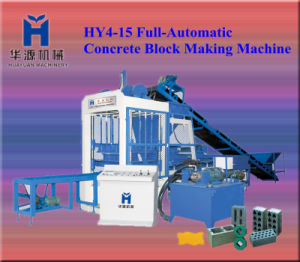 Qt4-15 Economic Block Production Line, Block Making Machines