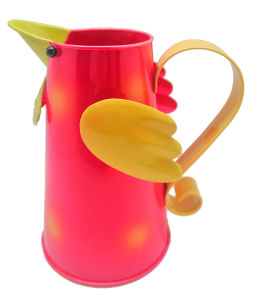 Chicken Metal Watering Cans/Barrel (WC-A-3)