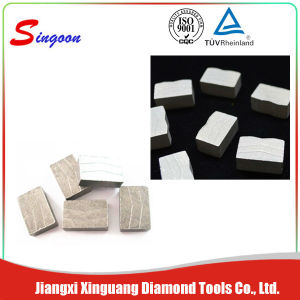 Diamond Arix Segment for Cutting Granite pictures & photos