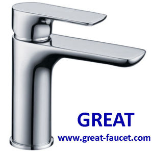 Contemporary Design Bathroom Lavatory Basin Faucet (GL7601A76) pictures & photos