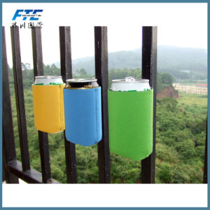 Magnetic Can Cooler Stubby Holder with UR Logo pictures & photos