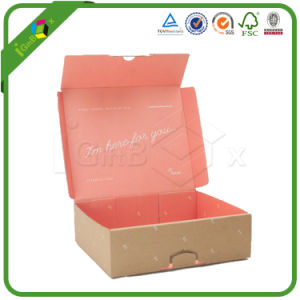 Custom Gift Packaging Shipping Corrugated Carton Mailer Mailing Cardboard Box for Jewelry / Clothes / Apparel / Shoes / Cosmetic / Perfume pictures & photos