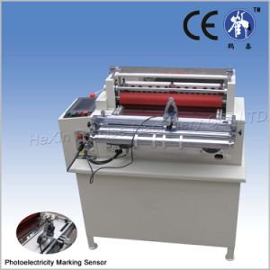 Automatic PVC Film Cutting Machine with Photoelectricity Marking pictures & photos