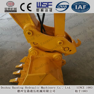 Baoding Small Excavator with Big Bucket 0.2-0.7m3 for Sale pictures & photos