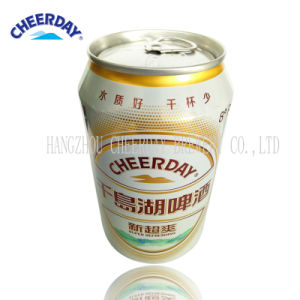 330ml 3.1%Alc Super Refreshing Cheerday Beer pictures & photos