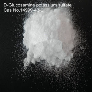D-Glucosamine Potassium Sulfate/CAS No. 14999-43-0 pictures & photos