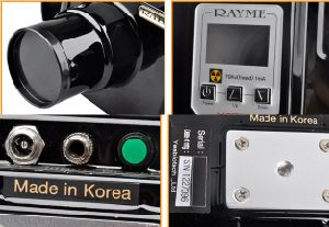 Korea Rayme Yes Portable Dental X-ray Machine pictures & photos