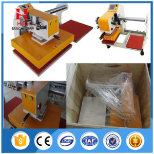 Double-Position Rosin Heat Transfer Press Machine pictures & photos