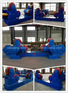 Heavy Duty Steel Pipe Former System/Roller Support/Welding Center Machine pictures & photos