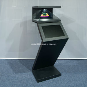 Pyramid Holographic Display/3D Hologram Display Showcase pictures & photos