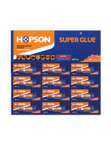 1g*12PCS/Card Aluminum Tube Super Glue (HCA-112) pictures & photos