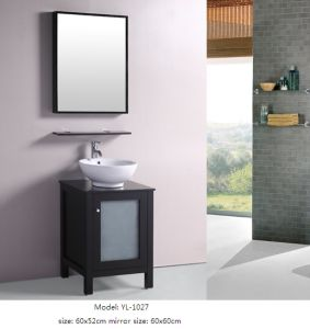 Bathroom Vanity Furniture with Ceramic Basin