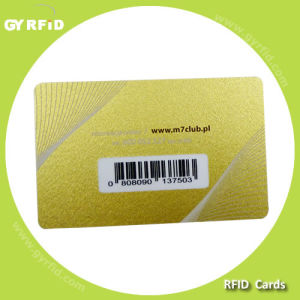 Printable Company ID Card, MIFARE Cards for Individual (GYRFID) pictures & photos