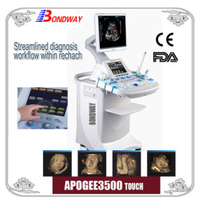 3D/4D Color doppler ultrasound machine