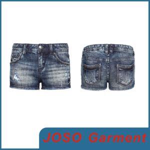 Women Premium Denim Shorts (JC6031) pictures & photos
