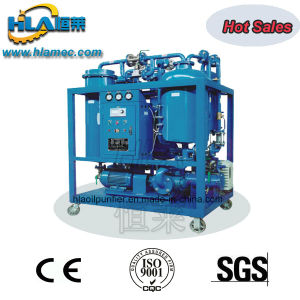 High Vacuum Used Metal Processing Oil Purifier pictures & photos