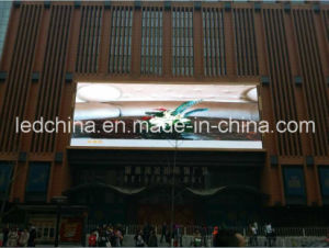 pH10mm Outdoor Advertising LED Screen pictures & photos