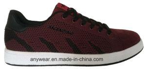 Men Sports Shoes Flyknit Footwear Skateboard Sneakers (816-5383) pictures & photos