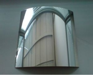4-6mm Irregular Shape Processed Glass Mirror pictures & photos