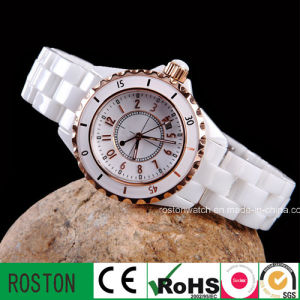Ceramics Quartz Watch Women Watch pictures & photos