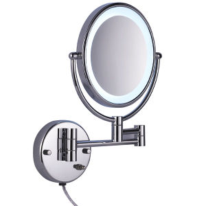 LED Magnify Cosmetic Mirror (WT-97) pictures & photos