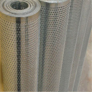 Stainless Steel Perforated Metal Mesh/Perforated Sheet (Anping factory) pictures & photos