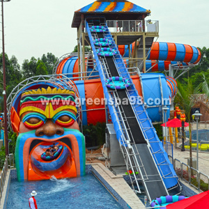 Anaconda Water Slide for Water Park pictures & photos