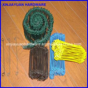 Double Loop Bar Ties /Loop Wire Tie/Bag Ties pictures & photos