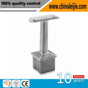 Wall Mount Handrail Bracket for Stainless Steel Handrail and Balustrade pictures & photos