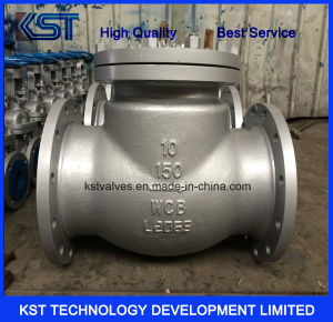 Cast Steel Flange Swing Check Valve