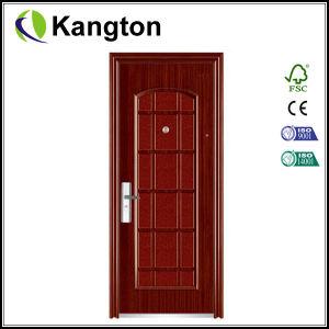 Popular Exterior High Quality Steel Door (steel door) pictures & photos
