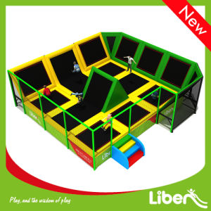 Commercial Trampoline Park Indoor and Outdoor pictures & photos
