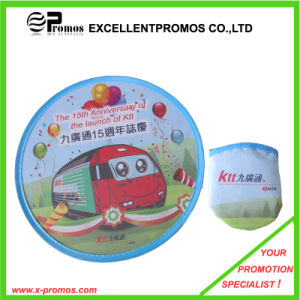 Promotional Foldable Nylon Frisbee with Pouch (EP-F4123103) pictures & photos