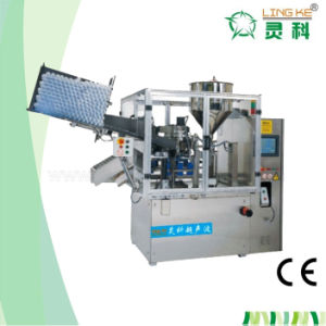 Ultrasonic Toothpaste Soft Tube Sealing Machine pictures & photos