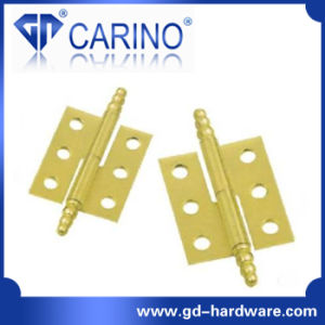 Brass-Plated Lift-off Hinge (HY869) pictures & photos