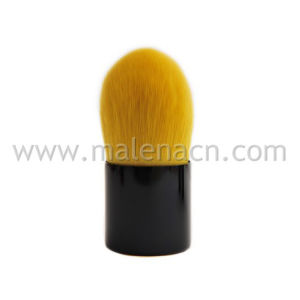 Taper Kabuki Brush in Synthetic Hair pictures & photos