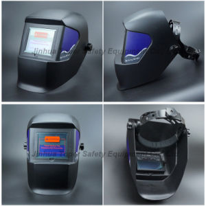 Cheap Price Auto-Darkening Welding Helmet (WM4027) pictures & photos