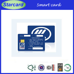 Buy Wholesale ISO7816 Contact IC Card pictures & photos